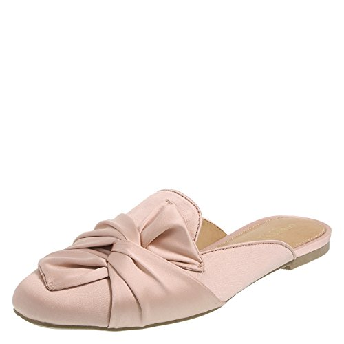 Christian Siriano for Payless Blush Women's Ada Twist Mule 8 Regular by Christian Siriano for Payless