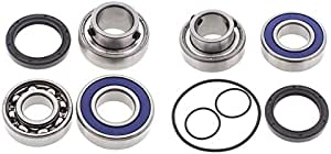 Lower Drive Shaft /& Upper Jack Shaft Bearing /& Seal Kit for Yamaha VMAX 600 XTC