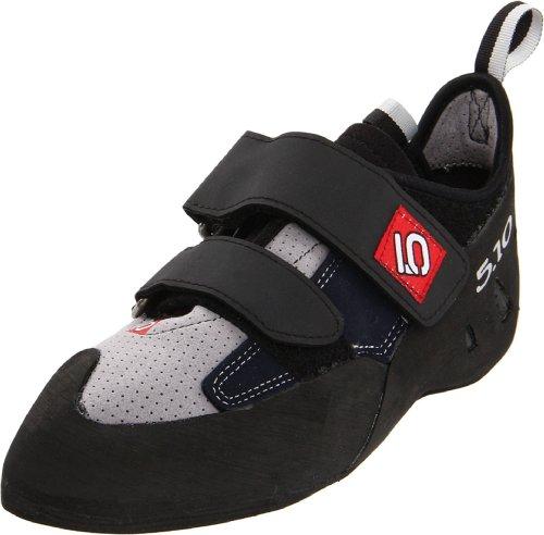 FiveTen Men's Rogue Climbing Shoe,Black/Grey,8.5 Male US, Outdoor Stuffs