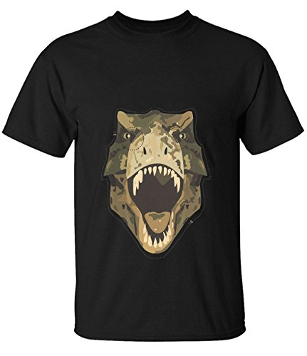 Inflatable Baseball Cooler - ReRabbit T-Rex mask T-Shirt For Mens M black