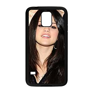 Happy Selena Gomez Cell Phone Case for Samsung Galaxy S5