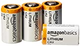 AmazonBasics Lithium CR2 3V Batteries - 4-Pack