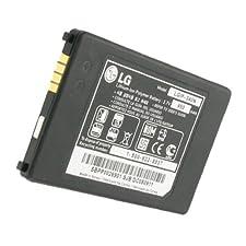 Battery LG LGIP-340N dŽorigine Lithium-Ion Polymer 950 mAh 3.7 V for the LG KF900 Prada