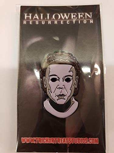 Halloween 8 Resurrection Michael Myers Enamel Pin Officially Licensed Pin -