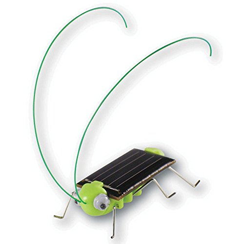 - OWI INCORPORATED OWI-MSK670 Frightened Grasshopper Solar Kit, 1.5