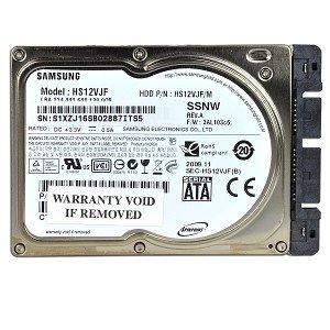 Samsung SpinPoint N3C HS12VJF 120GB Micro-SATA 5400RPM 16MB 1.8