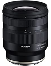 $829 » TAMRON 11-20MM F/2.8 DI III-A RXD for Sony E APS-C Mirrorless Cameras
