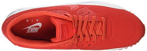 Scarpe Moire Light Max Sportive Air Ultra Crimson Rosso Nike White Uomo 90 Light Crimson wxYqcnRC