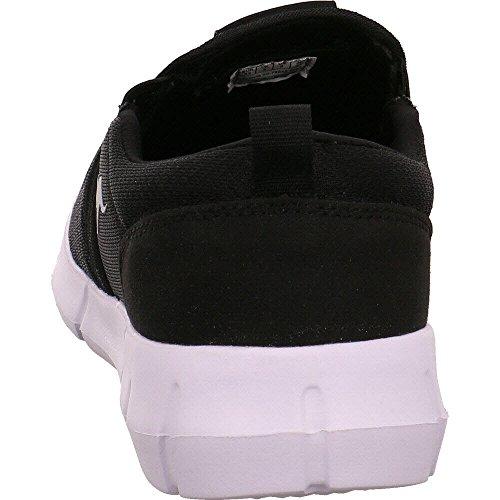 Grey Saboo steel Schwarz Slip on Black Sneaker Uomo jet Kangaroos pv4Pw