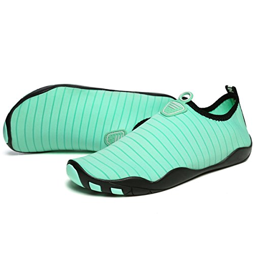 Pure Sports Unisex RUN Mutifunctional Breathable Outdoor Shoes Mesh Wading Flat Casual L Green Heeled wHq7xAUYg