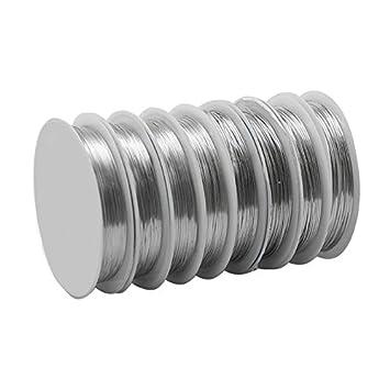 Pinzhi 0.5mm Gold Silber Überzogene Kupferdraht Perlen Schmuck ...