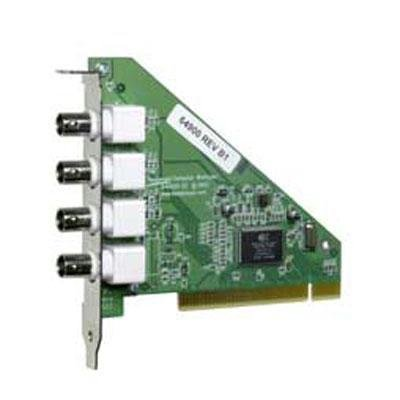 Impact Video Capture Board Full Height Pci 4 Bnc Connectors