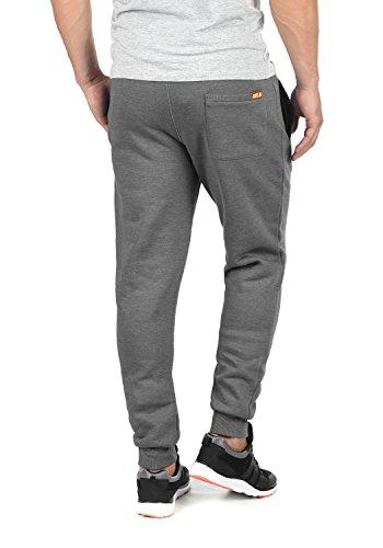 Melange Survêtement Bennpant Jogging Polaire Pantalon 8236 De Doublure Sport solid Homme Grey Pour nP1UTx6