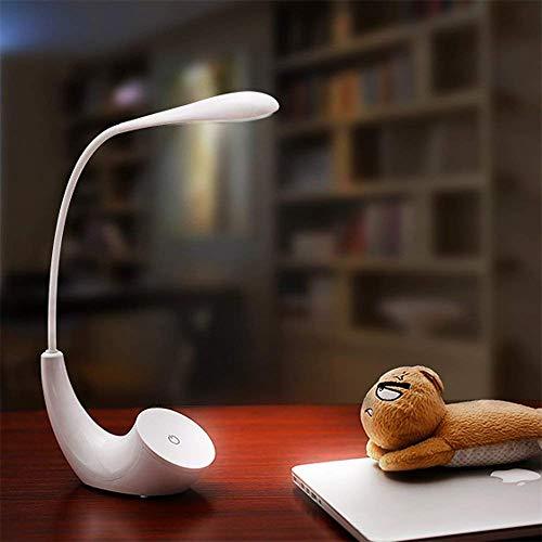 coersd LED Desk Lamp Dimmable Eyecare Reading Lamp Folding Control Table Lamp by coersd