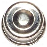 Hard-to-Find Fastener 014973137373 Hub Cap Push Nut, 7/16 Chrome, Piece-6