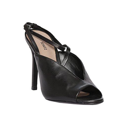 Sandalen Bescherming Van Vrouwen Zwart