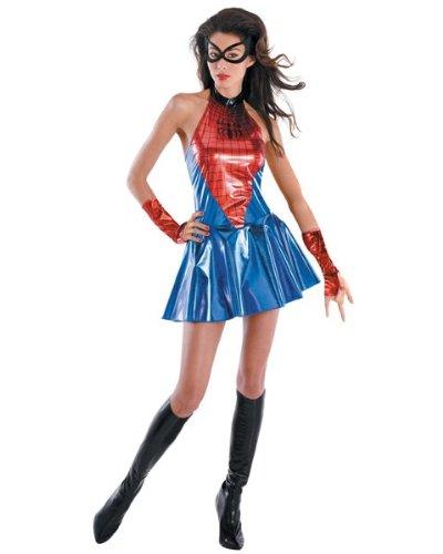 Marvel Spider Girl Sassy Deluxe Teen Costume Teen 7-9