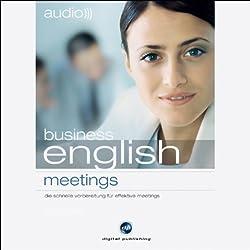 Audio Business English. Meetings