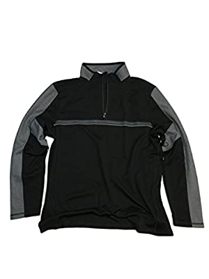 Calvin Klein Men's Performance Quarter-Zip Pullover