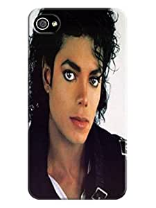 Faustino Olea Rearth ringke fusion bumper premium hybrid tpu phone case/cover for iphone4/4s (Michael Jackson)