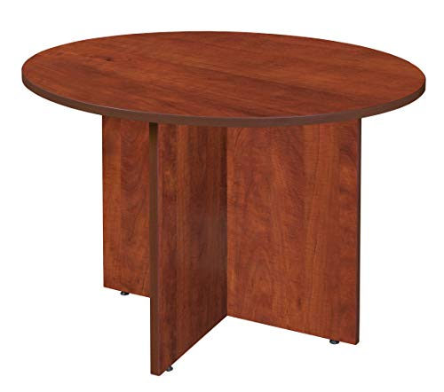 - Regency Legacy 42-inch Round Conference Table- Cherry