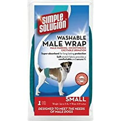 Simple Solution Washable Male Wrap Small