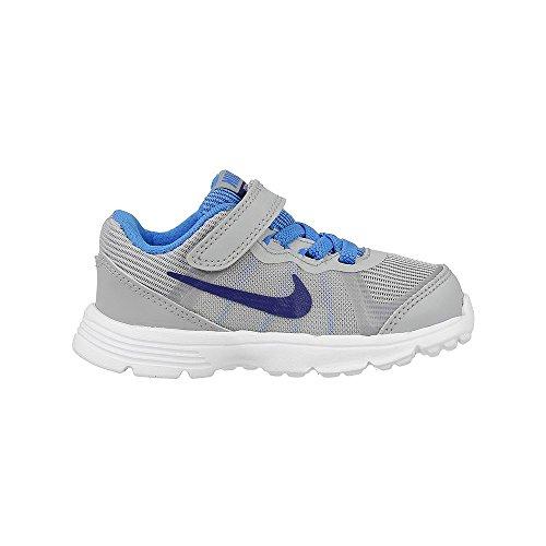 Nike - Kids Fusion X 2 TD - 820312006 - Farbe: Blau-Grau - Größe: 27.0