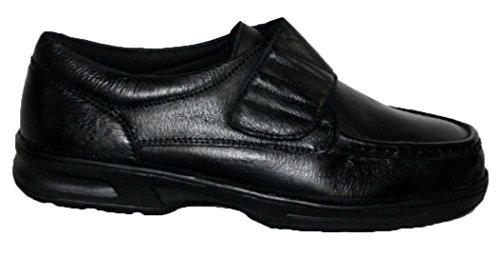 Dr Keller - zapatilla baja hombre Negro - negro
