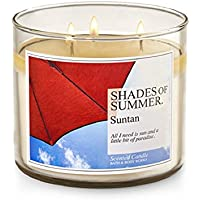Bath & Body Works 3-Wick Candle in Shades of Summer - Suntan