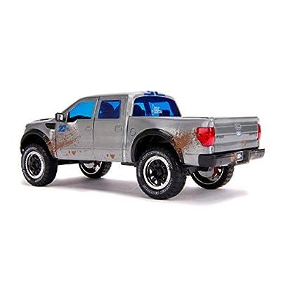 1: 24 Jada 20 - Just Trucks - '11 Ford F-150 Raptor: Toys & Games