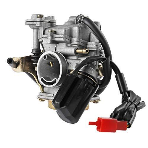 Carburador con 50ccm de Estrangulaci/ón para Boss Baotian Benzhou Jinlun Qingqi QM50QT 4G