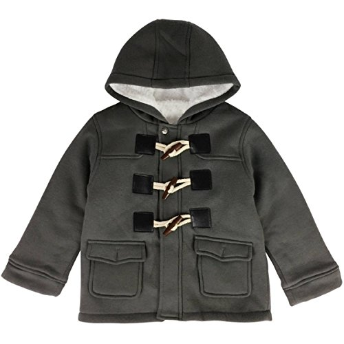 Jastore Unisex Baby Boys Girls Winter Warm Hooded Coat Children Outerwear Jacket