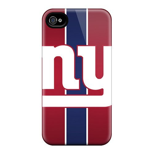 Anti-Scratch Hard Phone Cases For Iphone 6 With Provide Private Custom Fashion Ny Giants Series EricHowe