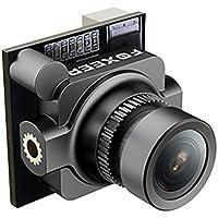 FPV Camera Foxeer Arrow Micro 600TVL 150 Degree 1/3 HAD II CCD IR Blocked NTSC 2.1mm Lens with OSD Black