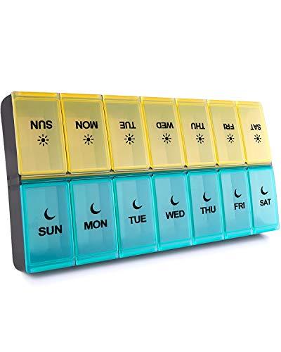 7 day pill dispenser xl - 4