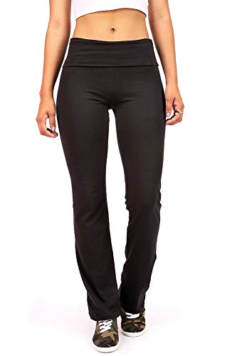 Ambiance Womens Juniors Foldover Stretchy