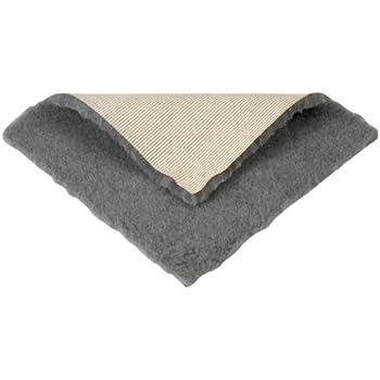 Kruuse Vet Bed, Anti-Slip, Grey, 26 x 20 in