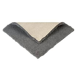 Kruuse Vet Bed, Anti-Slip, Grey, 19 x 15 in