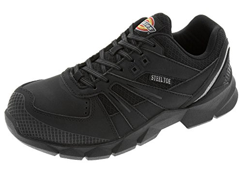 Dickies Men's Rook Industrial Boot, Black, 11 Medium ()