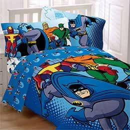 """BATMAN """"The Brave and the Bold"""" Comforter"""