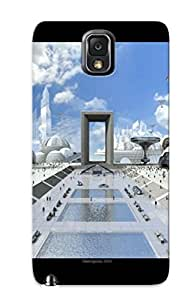 Ideal Gift - Tpu Shockproof/dirt-proof Ondownload Fantastic Omething Different Collection Free Animated Cover Case For Galaxy(note 3) With Design