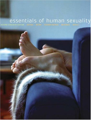 Essentials of Human Sexuality, Second Canadian Edition
