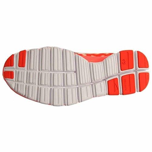 Nike Womens Free 5.0 Ns Pt Scarpa Da Running Color Citron / Ht Lava / Snst Glw