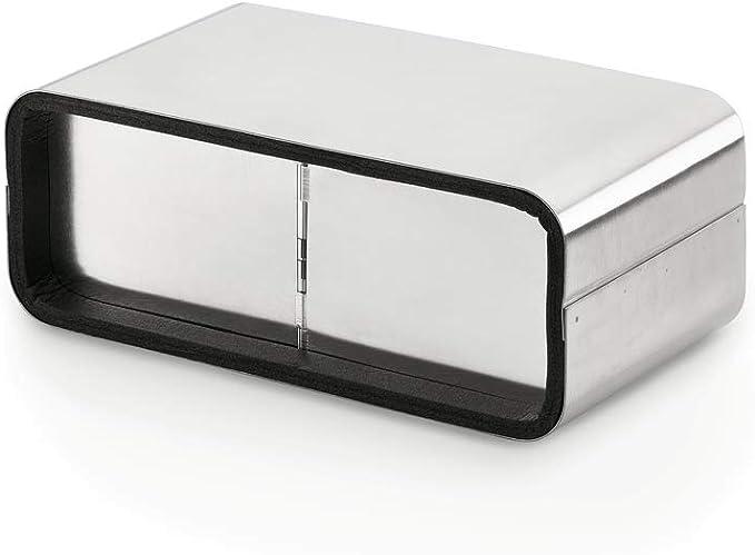 Válvula Antirretorno rectangular para reinsertar en Ventilación Tubo F de VRO/empotrable Tapa/Aire, sistema/compair Flow (Ø 150): Amazon.es: Grandes electrodomésticos
