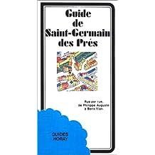 GUIDE DE SAINT-GERMAIN-DES-PRÉS