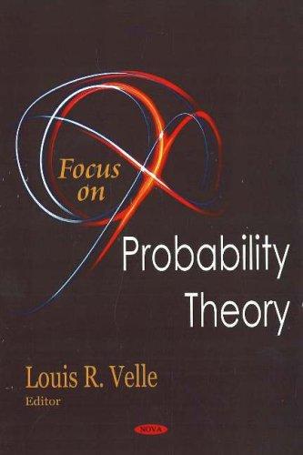 Focus on Probability Theory pdf