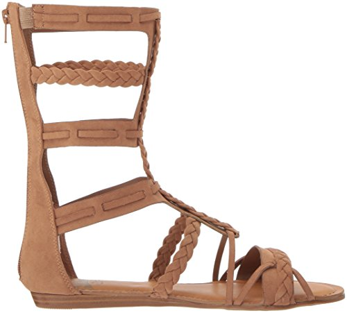 Fergalicious Women's Zaille Gladiator Sandal Tan cheap brand new unisex cheap sale amazon with credit card for sale buy cheap 100% guaranteed best store to get online oprEN