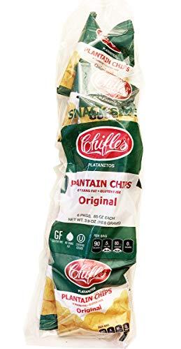 Chifles Plantain Chips 6 PK ()