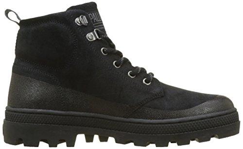 Hikr Black Plboss Major Marron Palladium Herren Schwarz Sneaker M Hohe qPq4fp