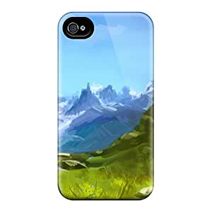 (CGA35442KebX)durable Protection Cases Covers For Iphone 6(lscape Painting)